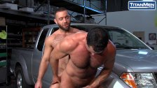 Hairy Big Dicked Mechanics Hook Up - duration 5:23