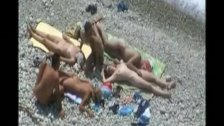 Fun And Sex Games On The Shores!