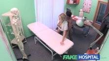 FakeHospital Patient gets the sexy treatment