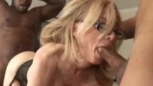 RealMomExposed  Horny Milf Gets Double
