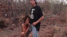 hot chocolate african safari babe