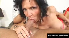 MILF Cougar Performer of the Year, Deauxma, in her 2nd Anal!