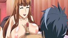 Horny sexy ladies fucks an innocent boy