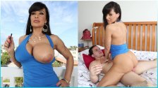 BANGBROS - Busty MILF Lisa Ann Gets Her Big Ass Fucked Just Right - duration 12:00