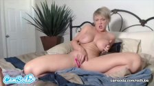 MILF Dee Williams Anal Plug and Masturbation - duration 10:40       <script>     page_params.video_watch_later = {         add_to_watch_later: