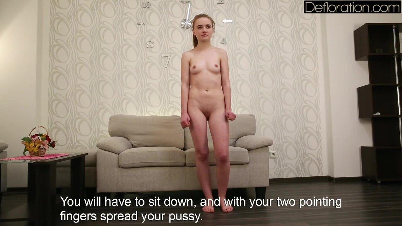 Девственницы Приходят На Порно Кастинг