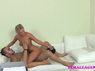 Femaleagent - Milf Gets Fucked Hard And Fast For A Long Time