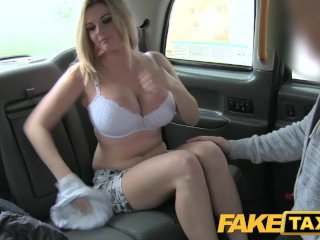 Fake Taxi Big Tits Tv Star Gets A Sticky Facial