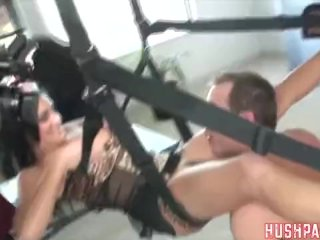 Presley Maddox Gets Fucked Swing