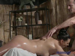 Massage Rooms Sexy Russian Milf Hard Cums