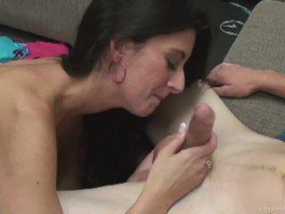 Skinny Amateur Brunette Fucks Her Boyfriend