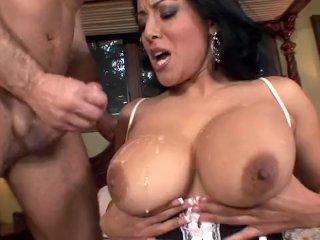 Milf Kiara With Big Tits Fucked At The Bottom