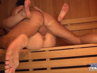 Young Girl Round Ass 69 Steamy Oral Sex Fucking Old Dick In The Sauna