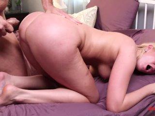 Vanessa Cage Takes Rock Hard Cock