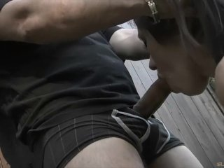 Ball Gagged Teen Under Asshole In Bondage Punishment Drilled