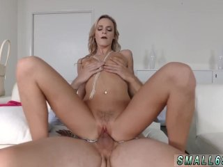 Young Teenager Plays With Toy And Teen Girl