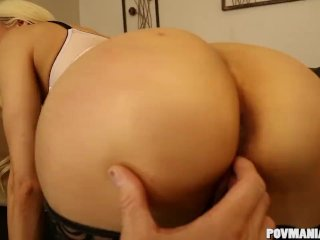 Sexy Mila Blaze Gives A Good Pov Blowjob