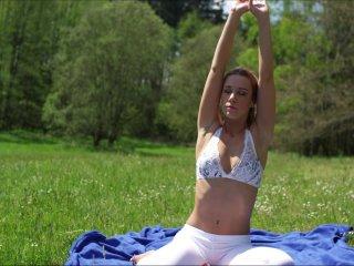 Erotic Yoga With Alexis Crystal - Xczechcom