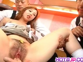 Strong Groupsex Japanese Scenes With Ryo Od
