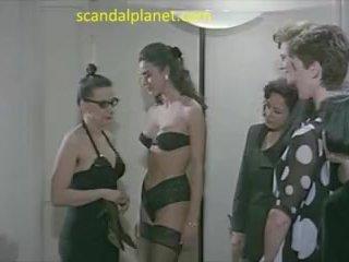 Monica Bellucci Nude Sexy Scene In The Movie Riffa - Scandalplanetcom