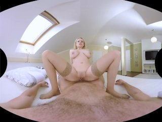 Angel Wicky Squirts And Fucks Anal In Vr