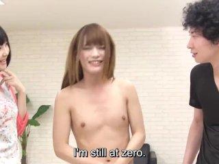 Japanese Subtitles Cross-Dresser Kaoru Oshima