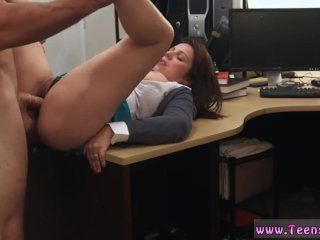 Young Teen Threesome Creampie Milf Sells
