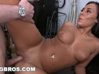 Bangbros - Gianna Nicole Gets Her Big Ass Banged Brf13070