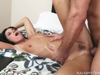 Stepmother India Summer Gets Damn Hard