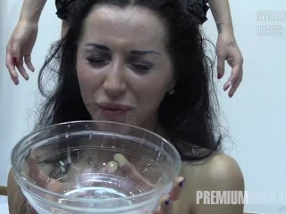 Wife crying forced sex
