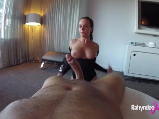 Rahyndee James Pov Fucking In The Hotel Room