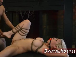 Punish Teenager Threesome Blonde With Big Boobs