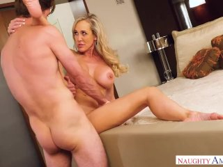Brandi-Love - Makes A Mess Of Stepmother