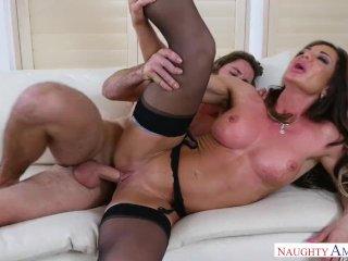 Hot Girlfriend Mother Nina Dolci