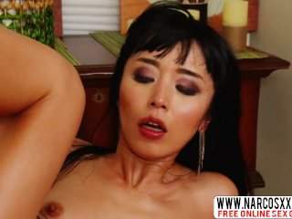 Brave Marica Hase Asian Needs Strong Fuck