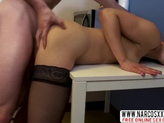 Karissa Kane, Brunette Latina Hot Mother In Stockings