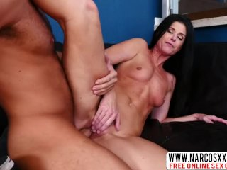 Wasting Non-Mum Brunette India Summer Dreams Over Hot Sex