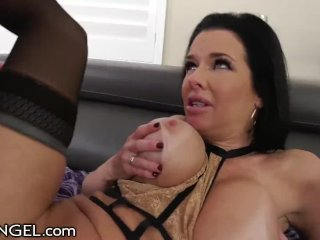 Big Titty Milf Veronica Avluv Drilled Anal And Vaginal