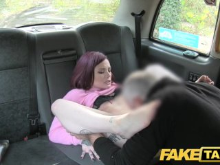 Fake Taxi American Redhead Tight Asshole Fucked By Dirty Driver