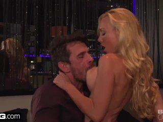 Kayden Kross Fucks A Client In The Strip Club