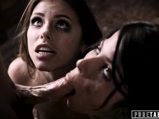 Pure Taboo Adriana Chechik Escapes Pyscho In Hard Sex Porn Thriller