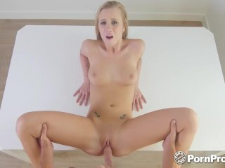 Pornpros Big Tit Blonde Bailey Brookes Fucks Big Cock With Facial