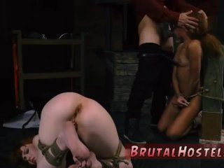 Punish Box For The First Time Sexy Young Girl,