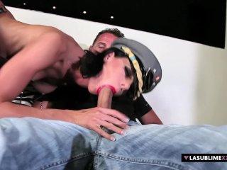 Lasublimexxx - Liz Valery Loves The Hardcore Threesome