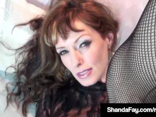 Horny Housewife Shanda Fay Gets Fucked By Voyeur Voyeur