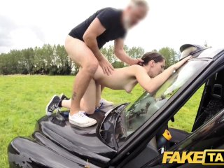 Fake Taxi Spanish Lady With Big Sexy Body And Nice Tits
