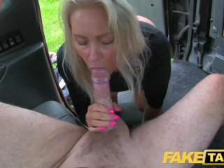 Fake Taxi Busty Sexy Blondes Stretched Tight Holes And Fucked In The Cabin