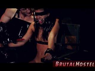 Revenge Bondage Arms Lil 'latina Teen Gina