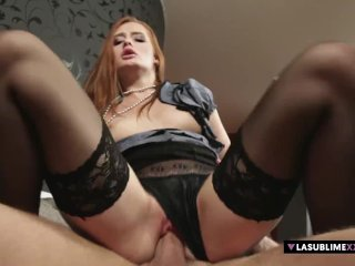 Lasublimexxx - Denisa Heaven Takes A Big Dick In Her Tight Pussy