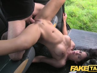 Fake Taxi Perfect Tits And A Horny Ass Gets The Full Taxi Treatment